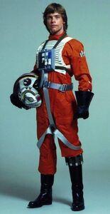 Luke rebel pilot