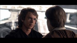 Anakin apologize