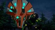 Grimlock with Tricerashot