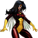 Jessica Drew (Earth-12131) 001.png