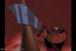 Razoul's sword
