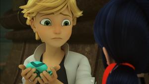 Adrien sorry to Ladybug
