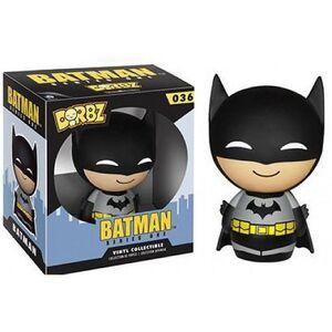 Batman is a dorb