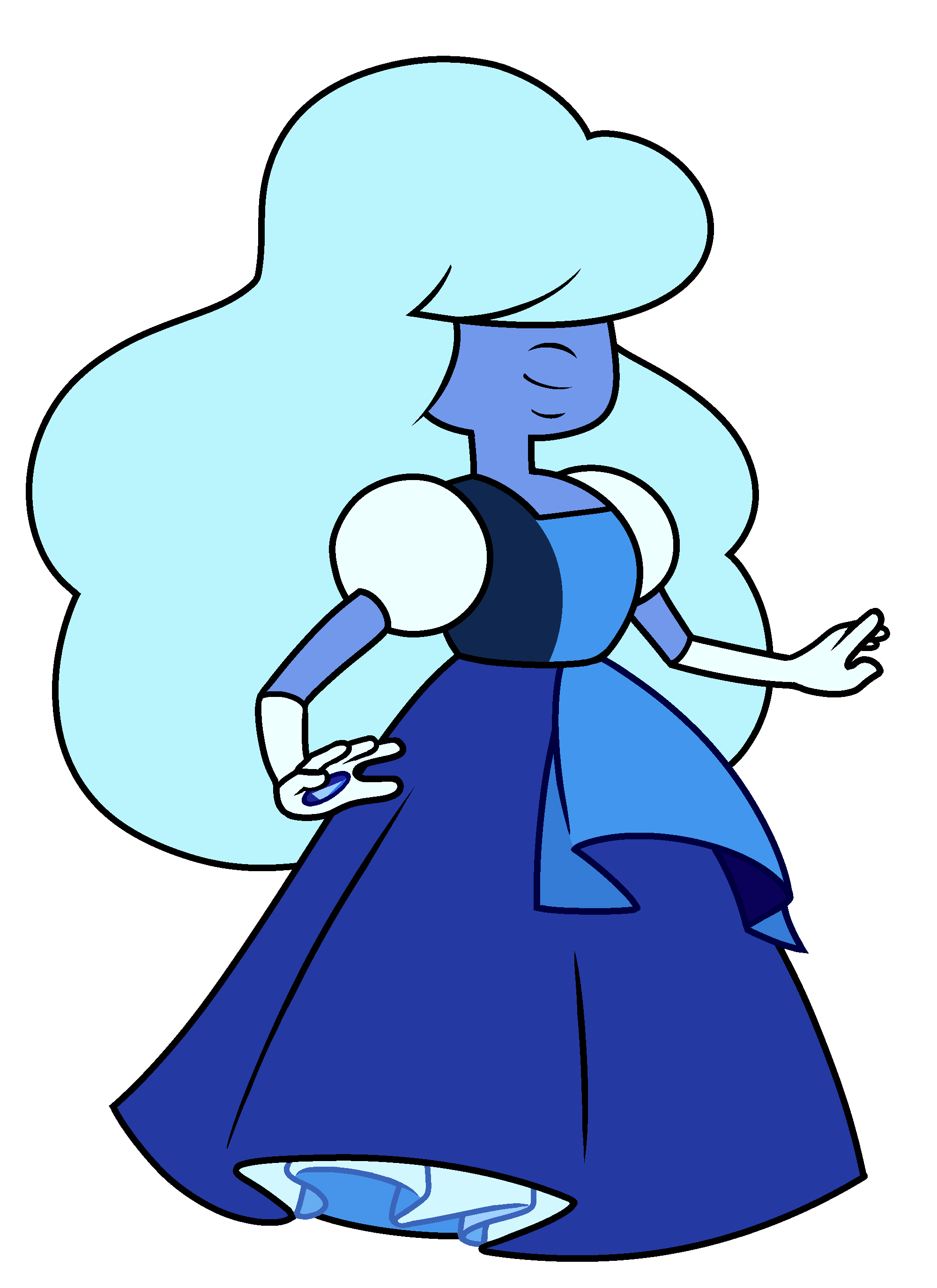 Sapphire (Steven Universe)
