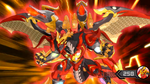 Dragonoid Infinity's Infinity Cannon