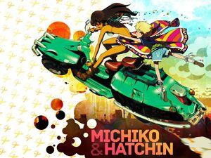 Hana and Michiko