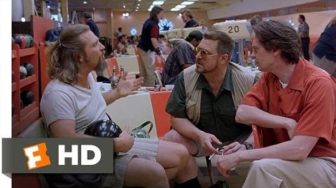 The Big Lebowski - He Peed On My Rug Scene (2 12) Movieclips