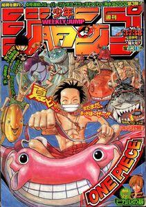 Weekly Shonen Jump No. 37-38 (2002)