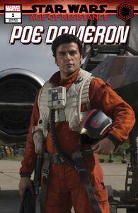 Age of Resistance - Poe Dameron - Movie variant
