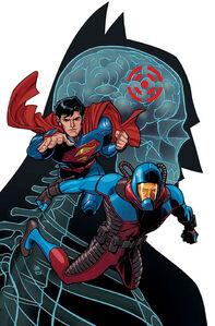 Batman Superman Vol 1 10 Textless