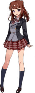Kasumi (Original Illustration by Hitowa)