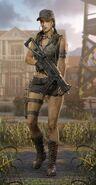 Rosita in The Walking Dead - Survivors