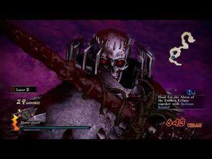 BERSERK Pley as NPC 髑髏の騎士