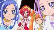 Cure Ace talks Cure Heart (DDPC48)