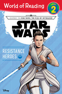 Resistance Heroes cover