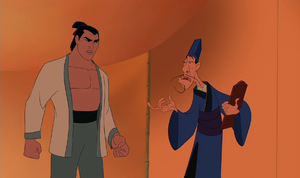 Shang and Chi-Fu.