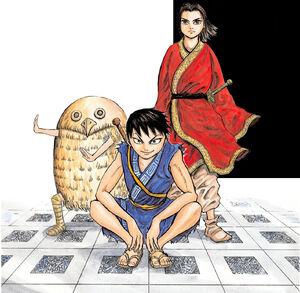 Shin, Ei Sei, and Ka Ryo Ten's 3 Man Squad Days