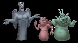 Victor, Hugo, and Laverne KH3D2
