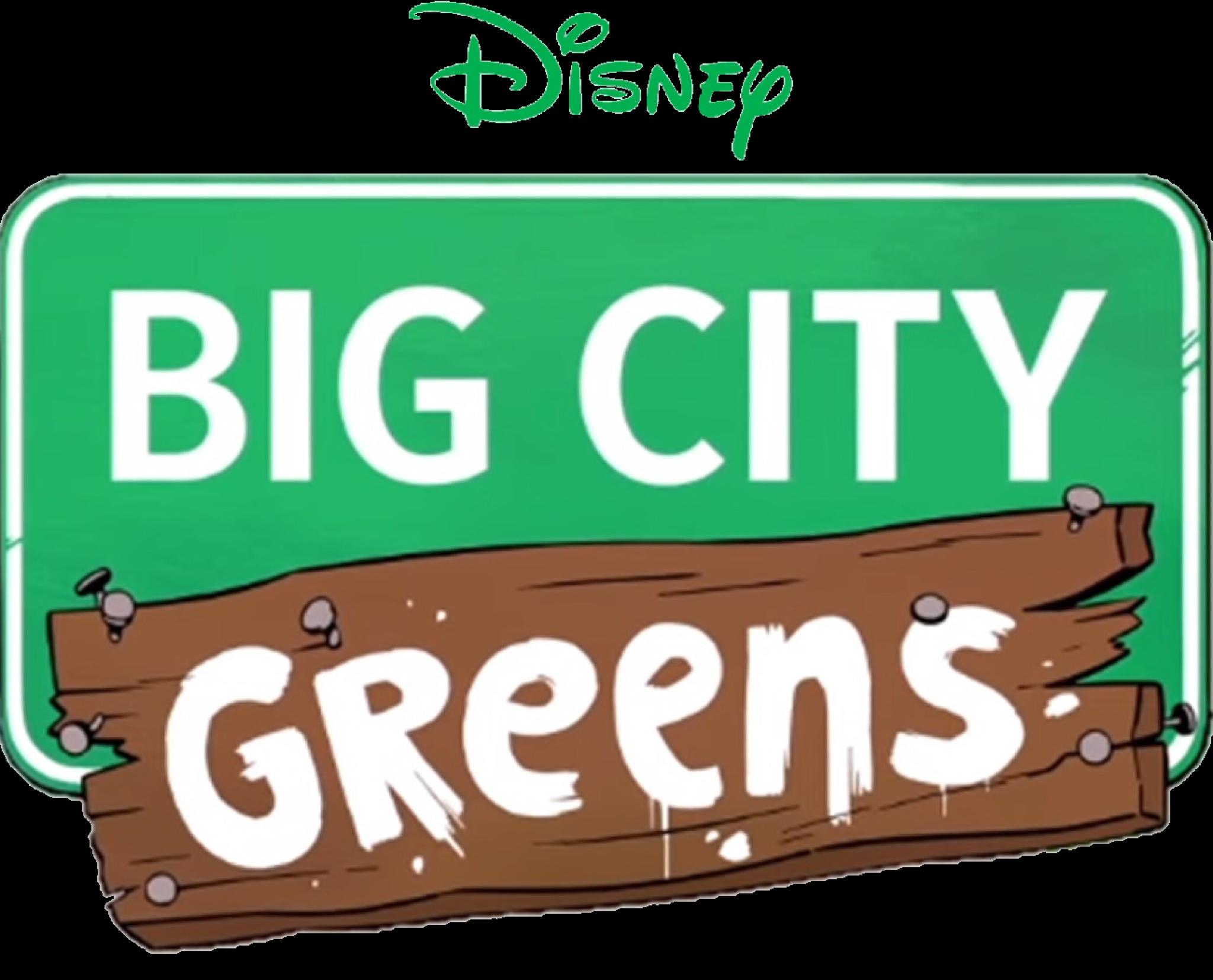 Big City Greens Heroes