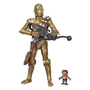 C-3PO and Babu Frik - Black Series