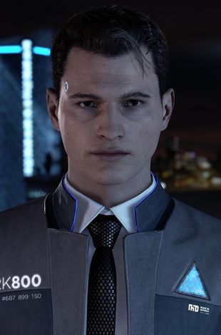 Connor (Detroit Become Human)