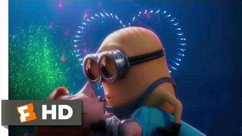 Despicable Me 2 (4 10) Movie CLIP - A Minion in Love (2013) HD
