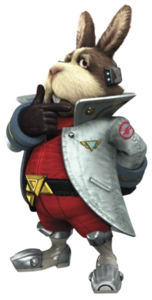 Peppy Hare - Star Fox Zero