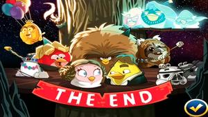 Angry Birds Star Wars Anakin, Yoda and Obi-Wan