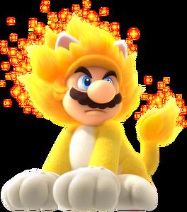 BF Giga Cat Mario