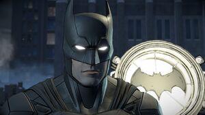 Batman:Bruce Wayne