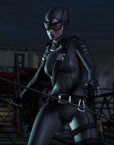 Catwoman Realm of Shadows