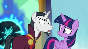 Chancellor Neighsay 'it is not a school! ' S8E2