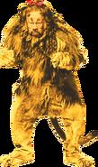 Cowardly Lion render