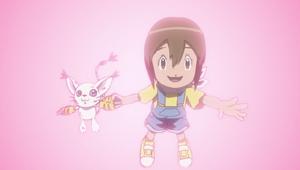 Ep 34 - Gatomon and Hikari