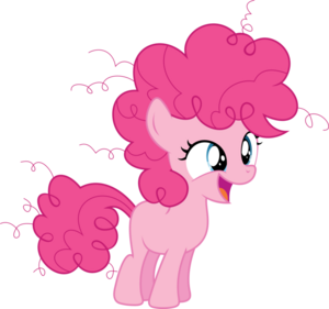 Pinkie pie filly by legoinflatables-daercga