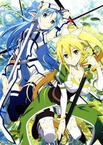 Sword art online 1602