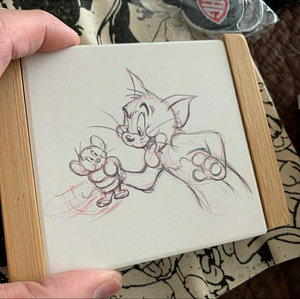 Tom and Jerry (2020 film) Drawing Sketch preview