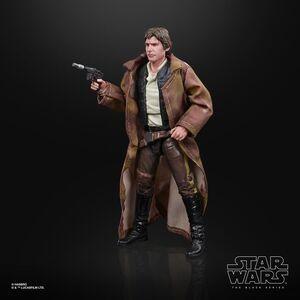 Han Solo (Endor) - Black Series