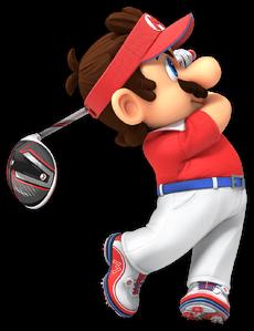 MGSR - Mario Successful Shot