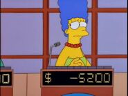 Marge Simpson in Jeopardy