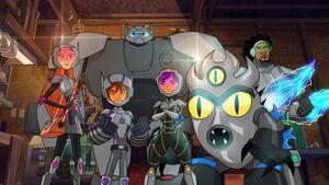 Big Hero 6 Ultra Armor