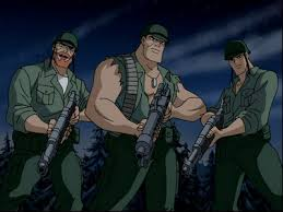 Easy Company (DC Animated Universe)