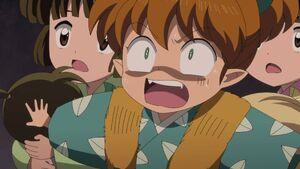 Hisui, Kin'u Shippo & Gyokuto
