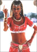 Kristina Wayborn as Magda in James Bond Octopussy 3