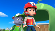 Paw Patrol Pups Save Ryder's Robot (Rocky and Ryder)