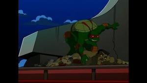 Raphael speaks to murderer Stockman
