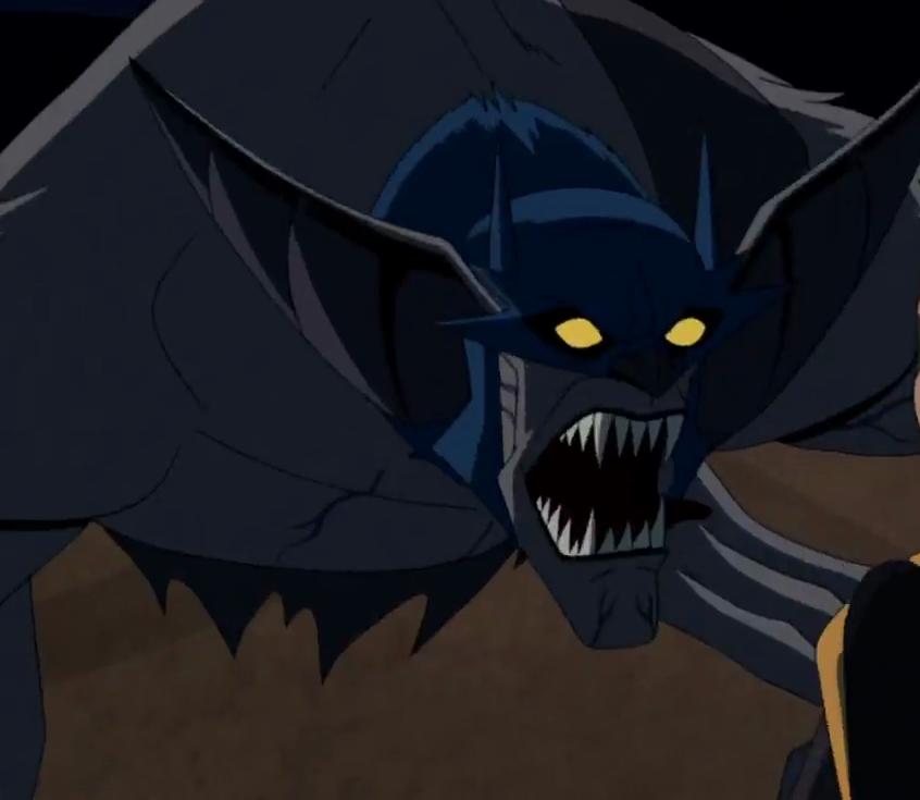Batman (Batman vs. TMNT)
