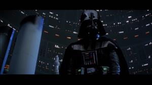 Darth Vader stunned