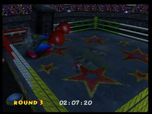 Donkey Kong 64 lanky vs krool