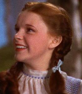 Dorothy Gale smiling kindly